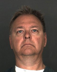 Police released this booking photo of Charles Mayer.