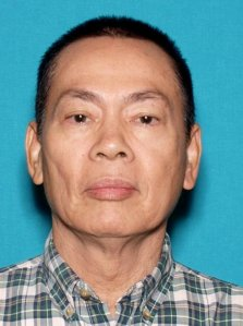 Garden Grove Police Department officials released this photo of Tanh Thien Tran on Aug. 29, 2018.