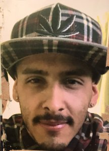 Isaac Santos Lucero, 25, is seen in an undated photo released by the Redlands Police Department on Aug. 22, 2018.
