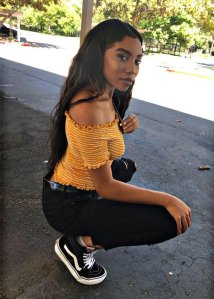 Nia Wilson is seen in a photo posted to her Facebook page on June 20, 2018.