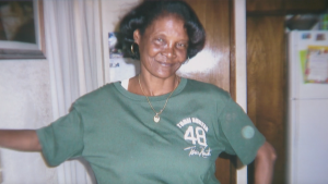 Joan Davis is seen in an undated photo provided by her family.