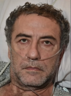 Los Angeles police released this image of Alen Alpanian on Aug. 4, 2018.