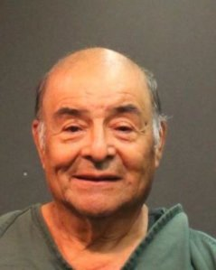 Francisco Ramirez, 75, is seen in a booking photo released Aug. 24, 2018, by the Santa Ana Police Department.