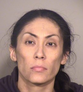 Desiree Ayala, 34, is seen in a photo released by the Ventura County Sheriff's Office on Sept. 20, 2018.
