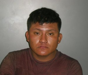 Juan Cucul-Caal, 20, of Azusa, pictured in a photo released by the Azusa Police Department following his arrest on Sept. 17, 2018.