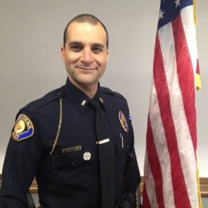Vasken Gourdikian, a former Pasadena police lieutenant and spokesman, is seen in an undated photo from his Twitter profile.