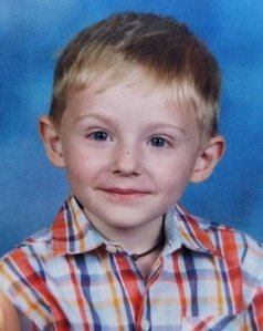Maddox Scott Ritch is seen in an image posted to the Gastonia Police Department's Facebook page.