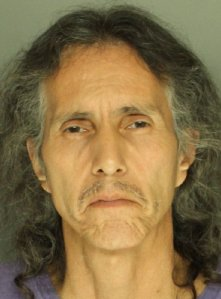 Arthur Carlos, 52, is seen in a photo released by the Santa Barbara County Sheriff's Office on Oct. 26, 2018.