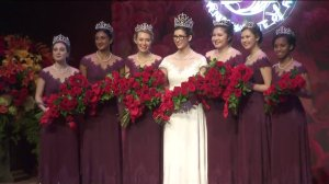 Louise Deser Siskel, a San Marino resident and senior at Sequoyah High School in Pasadena, was named 2019 Rose Queen on Oct. 23, 2018.