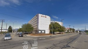 The office building housing The China Press, 2121, West Mission Blvd., as pictured in a Google Street View image in December of 2017.