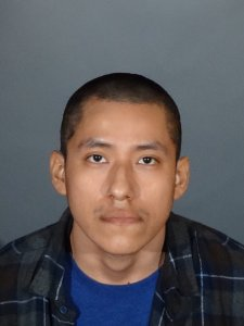 Andres Pascual, 22, is seen in a photo released Nov. 27, 2018, by the Los Angeles Police Department.