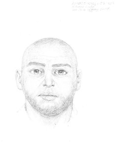 Santa Ana police officials on Nov. 28, 2018 released this composite sketch of a man who allegedly sexually assaulted a girl at a park.