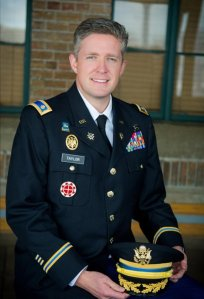 Maj. Brent R. Taylor, 39, from Provo, Utah, in an undated photo provided by the U.S. Army National Guard.