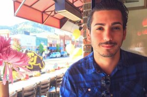 Michael Angelo Gomez-Filippi is seen in an undated photo posted to a GoFundMe page.