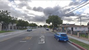 The 5100 block of Live Oak Street in Cudahy, as seen in a Google Street View map in March, 2018.