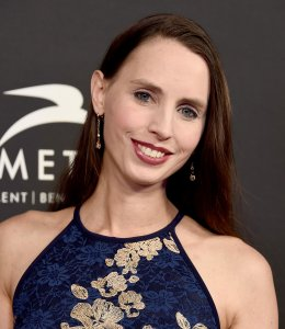 Rachael Denhollander attends the Sports Illustrated Sportsperson Of The Year Awards at The Beverly Hilton Hotel on December 11, 2018 in Beverly Hills, California. (Credit: Gregg DeGuire/Getty Images)