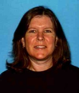 Nancy Paulikas is seen in a driver's license photo released by California attorney general's Missing Persons Unit.