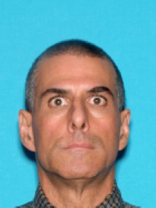 Gregory Brunson, 55, described as transient, pictured in a photo released by the Los Angeles County Sheriff's Department following his arrest on Dec. 22, 2018.