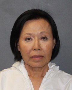 Eunsoo Bae, 66, of La Habra, in a photo released by the Brea Police Department following her arrest on Jan. 10, 2017.