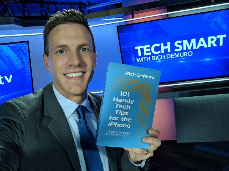 rich demuro 101 handy tech tips for the iphone book