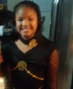 Jazmine Barnes is shown in a photo tweeted by the Harris County Sheriff's Office on Dec. 31, 2018, the day she was fatally shot.