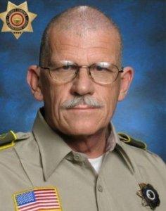"""San Bernardino County sheriff's deputy Lawrence """"Larry"""" Falce appears in an undated photo provided by the San Bernardino County sheriff's Department."""