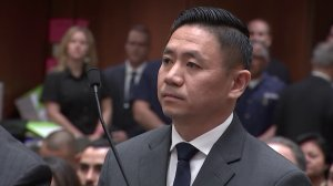 Luke Liu appears in court in downtown Los Angeles on Dec. 11, 2018. (Credit: Pool)