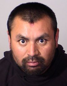 Genoro Lopez, 38, is seen in a photo released by the Oxnard Police Department on Dec. 21, 2018.