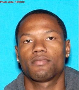 Terrell Lee Bennet, 30, of Chino, pictured in a photo released by the Glendora Police Department following his arrest on Jan. 15, 2019.