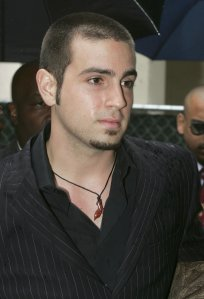 Wade Robson arrives at the Santa Barbara County Superior Court for Michael Jackson's child molestation trial May 5, 2005, in Santa Maria, Calif. (Credit: Carlo Allegri/Getty Images)