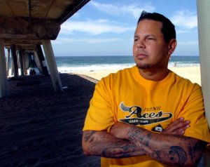 Ex- Hermosa Beach police officer Todd Lewitt is seen in 2005. (Credit: Bruce Hazelton via Daily Breeze)