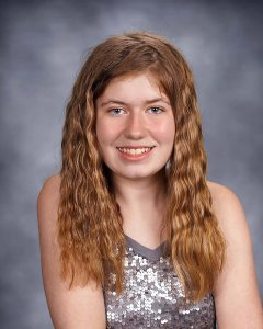 Jayme Closs is seen in a photo released by the Barron County Sheriff's Department.
