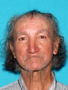 Louis Jude Otero is seen in an undated driver's license photo released by the Los Angeles Police Department on Jan. 15, 2019.