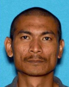 Adul Saosongyang is seen in an image provided by the Vacaville Police Department.