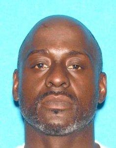 Richard Sams, 45, was fatally shot on Jan. 14, 2019. He is seen in a photo released by the San Bernardino Police Department on Jan. 21, 2019.