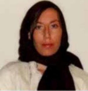 Monica Elfriede Witt, pictured in a 2013 photo released by the FBI.