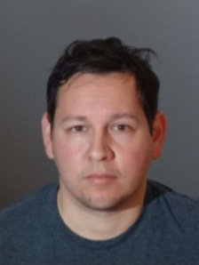 James Anthony Gonzales, 35, pictured in a photo released by the Los Angeles County Sheriff's Department following his arrest on Feb. 7, 2019.