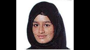 Shamima Begum, who traveled from London to Syria as a 15 year old, wants to return to the UK. (Credit: CNN)