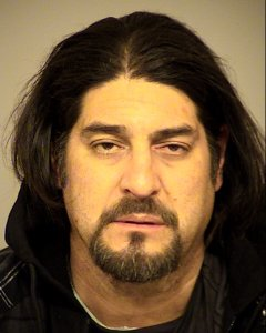 Richard Cano, 51, of Chatsworth, in a photo released by the Ventura County Sheriff's Office following his arrest on Feb. 1, 2019.