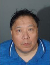 Tom Lam, 56, is seen in a booking photo released March 21, 2019, by the Los Angeles County Sheriff's Department.