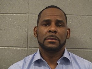 Singer R. Kelly, pictured in a booking photo released by the Cook County Sheriff's Department in Illinois following his arrest on March 6, 2019.