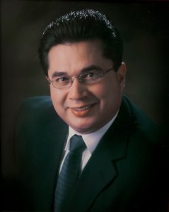 Richard Pacheco is seen in an undated photo from the website for the city of Baldwin Park.
