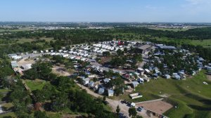 Community First! Village is a 51-acre master planned community for the chronically homeless. (Credit: CNN)