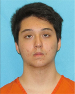 Matin Azizi-Yarand is seen in a photo released by the Collin County District Attorney's Office in Texas.