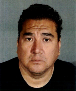 Edgar Fabian Martinez, a Baldwin Park pastor, pictured in a photo released by the Baldwin Park Police Department on April 23, 2019, following his arrest on April 10, 2019.