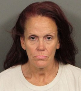 The Riverside County Department of Animal Services released this booking photo of Deborah Sue Culwell on April 23, 2019.