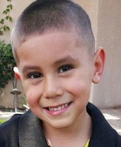 """Salvador """"Chiquito"""" Esparza III, 4, of Monrovia, was killed in a shooting in Altadena on July 5, 2016. (Credit: Los Angeles County Sheriff's Department)"""