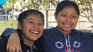 Amy Lorenzo, 12, left, and Marlene Lorenzo, 14, right, are seen in an undated photo provided by relatives on April 4, 2019.