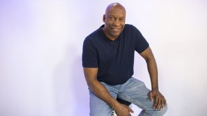 """John Singleton, director of """"Boyz n the Hood"""" and co-creator of FX's """"Snowfall,"""" is on seen in a file photo. (Credit: Gina Ferazzi / Los Angeles Times)"""
