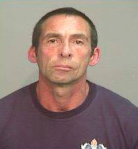 50-year-old Damien Peters is seen in an image provided by the New South Wales Police.